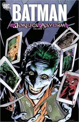 Batman: Joker's Asylum Vol. 2