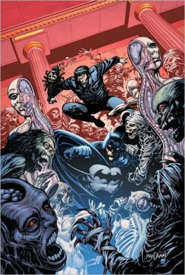 Batman vs. The Undead