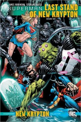 Superman: Last Stand of New Krypton, Volume 2