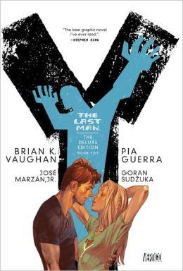 Y: The Last Man Deluxe Edition, Book Five