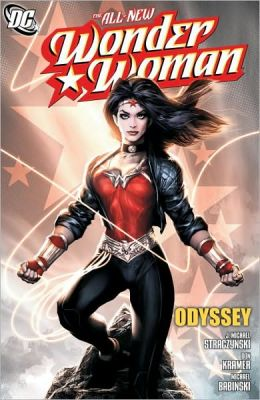 Wonder Woman Odyssey, Volume 1
