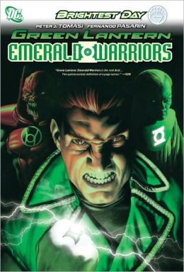 Green Lantern: Emerald Warriors, Volume 1