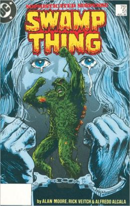 Saga of the Swamp Thing, Volume 5