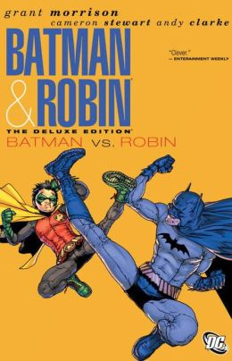 Batman and Robin, Volume 2: Batman vs. Robin