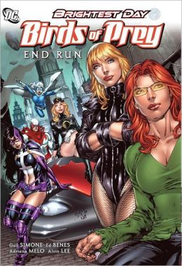 Birds of Prey Vol. 2: Death of Oracle