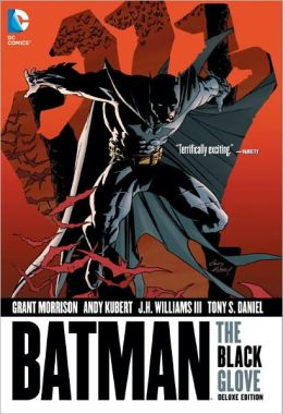 Batman: The Black Glove Deluxe Edition
