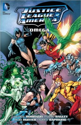 Justice League of America: Omega
