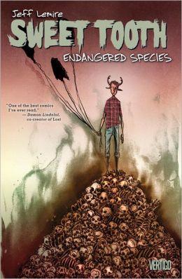 Sweet Tooth Vol. 4: Endangered Species