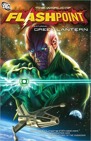 Flashpoint: The World of Flashpoint Featuring Green Lantern