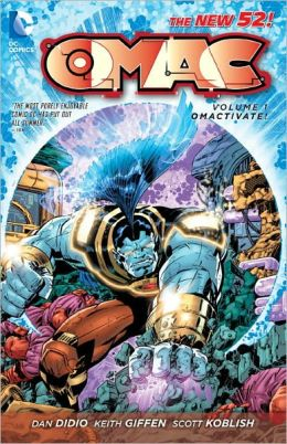 O.M.A.C., Volume 1: Omactivate! (The New 52)
