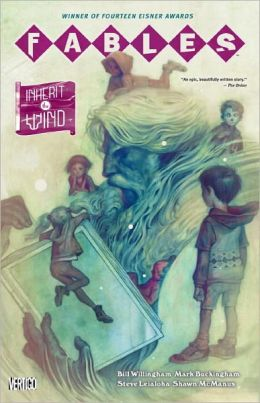 Fables, Volume 17: Inherit the Wind