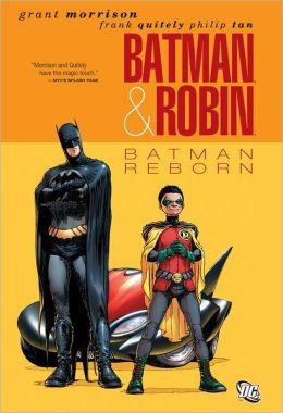 Batman and Robin, Volume 1: Batman Reborn (NOOK Comics with Zoom View)
