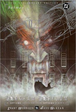 Batman: Arkham Asylum (NOOK Comics with Zoom View)