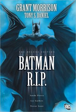 Batman: R.I.P. (NOOK Comics with Zoom View)