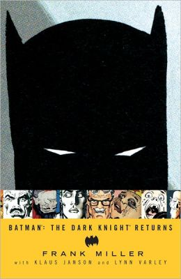 Batman: The Dark Knight Returns (NOOK Comics with Zoom View)