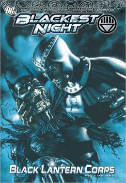 Blackest Night: Black Lantern Corps Volume 1 (NOOK Comics with Zoom View)