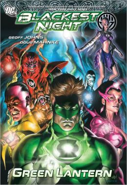 Blackest Night: Green Lantern (NOOK Comics with Zoom View)