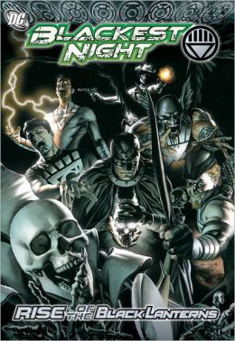 Blackest Night: Rise of the Black Lanterns (NOOK Comics with Zoom View)
