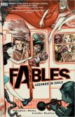Book Cover Image. Title: Fables, Volume 1:  Legends in Exile (NOOK Comics with Zoom View), Author: Bill Willingham