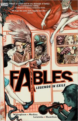 Fables, Volume 1: Legends in Exile (NOOK Comics with Zoom View)