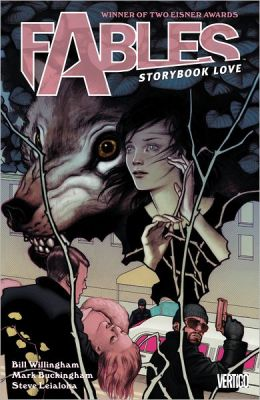 Fables, Volume 3: Storybook Love (NOOK Comics with Zoom View)