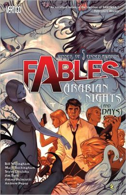 Fables, Volume 7: Arabian Nights (and Days) (NOOK Comics with Zoom View)