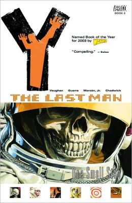 Y: The Last Man, Volume 3: One Small Step (NOOK Comics with Zoom View)