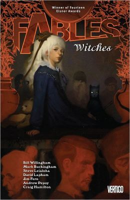 Fables, Volume 14: Witches (NOOK Comics with Zoom View)