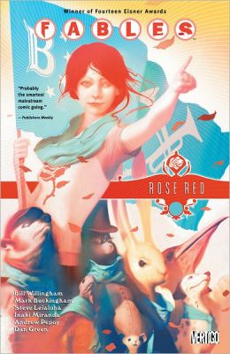 Fables, Volume 15: Rose Red (NOOK Comics with Zoom View)