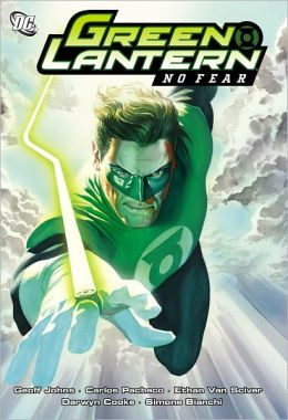 Green Lantern Volume 1: No Fear (NOOK Comics with Zoom View)