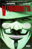 Book Cover Image. Title: V for Vendetta {New Edition} (NOOK Comics with Zoom View), Author: Alan Moore