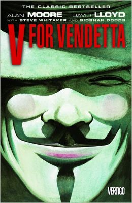 V for Vendetta {New Edition} (NOOK Comics with Zoom View)