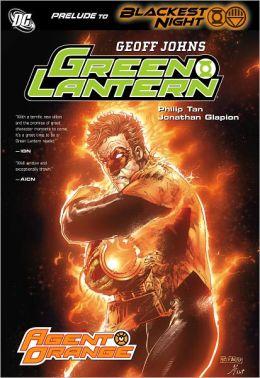 Green Lantern: Agent Orange (NOOK Comics with Zoom View)