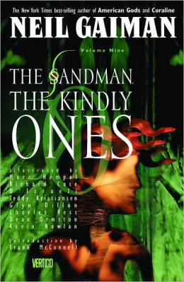 The Sandman Volume 9: The Kindly Ones (NOOK Comics with Zoom View)