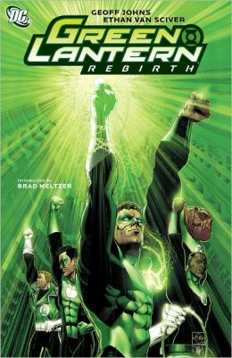 Green Lantern: Rebirth (New Edition) (NOOK Comics with Zoom View)