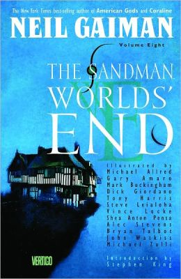 The Sandman Volume 8: World's End (NOOK Comics with Zoom View)