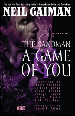 The Sandman Volume 5: A Game of You (New Edition) (NOOK Comics with Zoom View)