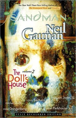 The Sandman Volume 2: The Doll's House (New Edition) (NOOK Comics with Zoom View)