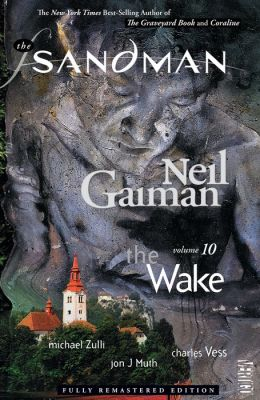 The Sandman Volume 10: The Wake (NOOK Comics with Zoom View)