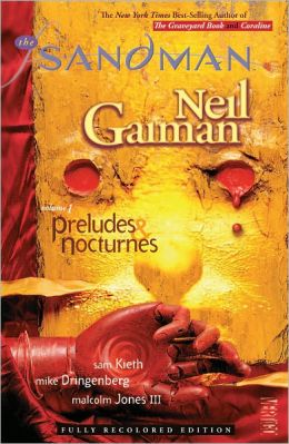 The Sandman Volume 1: Preludes & Nocturnes (New Edition) (NOOK Comics with Zoom View)
