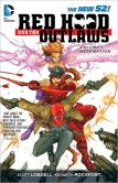 Book Cover Image. Title: Red Hood and the Outlaws Vol. 1:  REDemption (The New 52), Author: Scott Lobdell