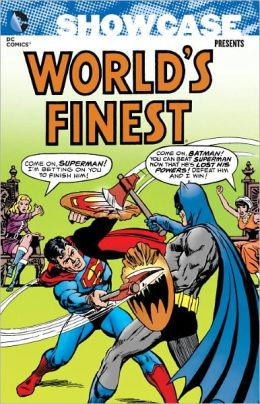 Showcase Presents: World's Finest Vol. 4