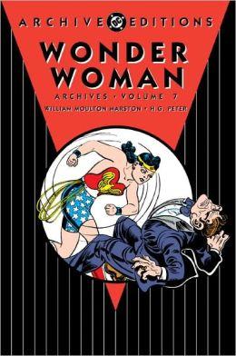 Wonder Woman Archives Vol. 7