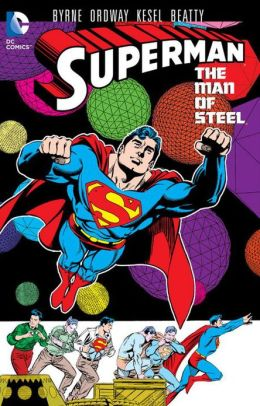 Superman: The Man of Steel, Volume 7