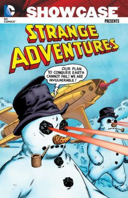 Showcase Presents: Strange Adventures Vol. 2