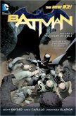 Book Cover Image. Title: Batman Volume 1:  The Court of Owls (The New 52) (NOOK Comics with Zoom View), Author: Scott Snyder