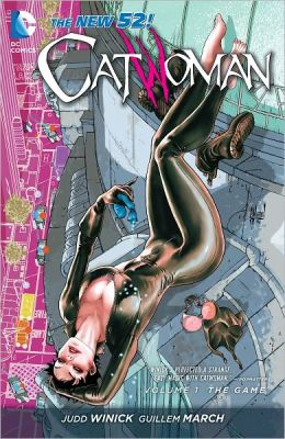 Catwoman Volume 1: The Game (The New 52) (NOOK Comics with Zoom View)