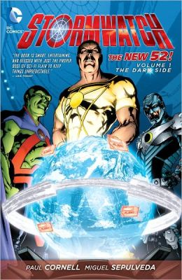 Stormwatch Volume 1: The Dark Side (The New 52) (NOOK Comics with Zoom View)