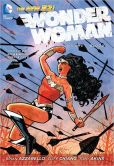 Book Cover Image. Title: Wonder Woman Volume 1:  Blood (The New 52) (NOOK Comics with Zoom View), Author: Brian Azzarello