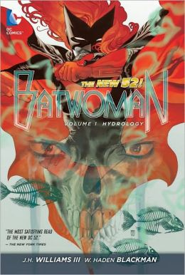 Batwoman Volume 1: Hydrology (The New 52) (NOOK Comics with Zoom View)